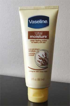 New Vaseline Total Moisture