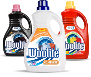 Woolite Packs
