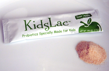 KidsLac Probiotics Packet