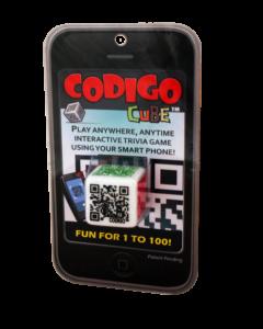 Codigo Cube Giveaway
