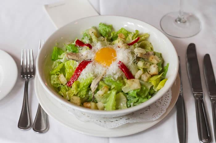 Keens Ceasar Salad