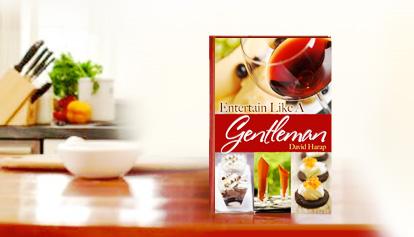 Entertain Like a Genteman Cookbook