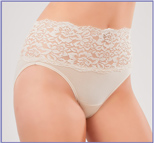 Knock out! Lacy Brief