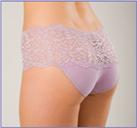 Knock out! Lacy Panty