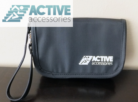 Active Accessories On-the-Go Accessory Pouch
