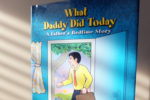 What Daddy Did Today Front Cover