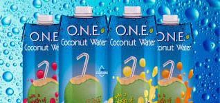ONE Coconut Water Giveaway