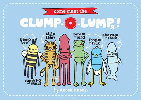 Meet theClump-o-Lumps