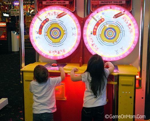 Sahara Sam's Arcade