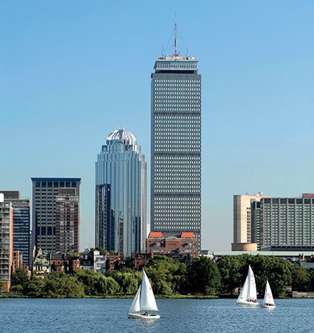 The Prudential Center