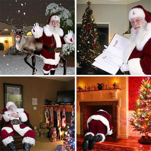 Catching Santa