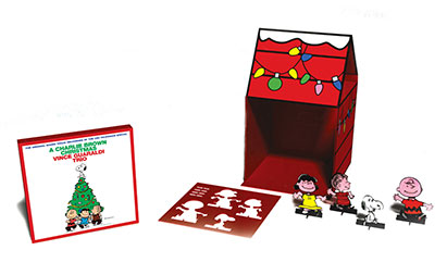 snoopy doghouse edition of a charlie brown christmas cd - Snoopy Christmas Song