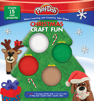 Christmas PLAY-DOH