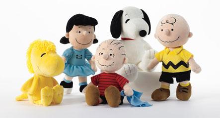 Woodstock Dog Toy