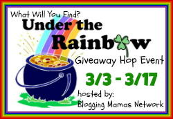 Under the Rainbow Giveaway Hop