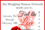 Feel the Love Giveaway Hop