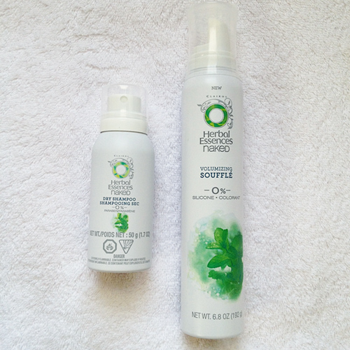 Herbal Essences Volume Soufflé Dry Shampoo