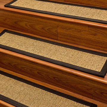 Protect Your Hardwood Stairs With Natural Carpet Game On Mom