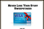Never Lose Your Stuff Giveaway