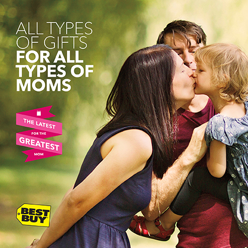 Gifts for Mom at Best Buy