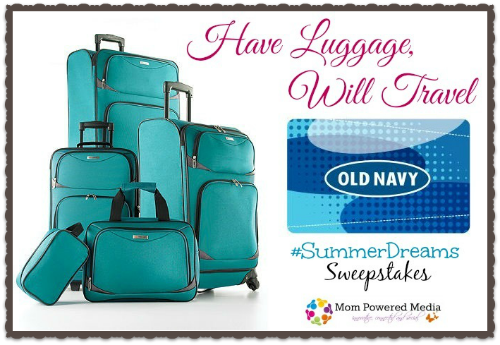 Have Luggage, Will Travel Sweepstakes