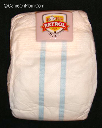Potty Patrol Diaper