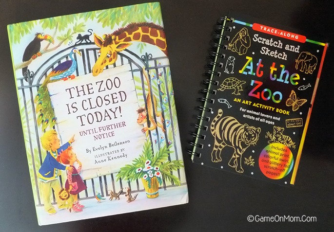 National Zoo Keeper Week Giveaway