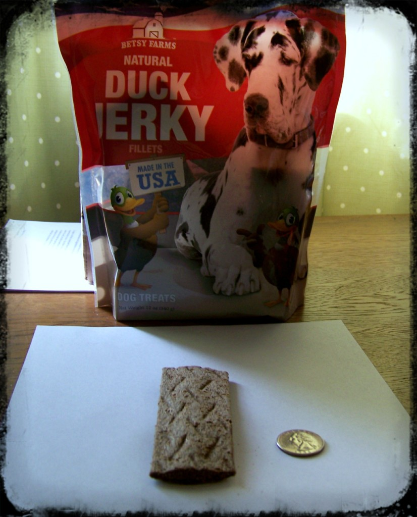 Duck Jerky