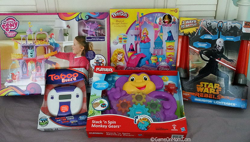 Hot Christmas Toys : Hot toys for christmas from hasbro game on mom