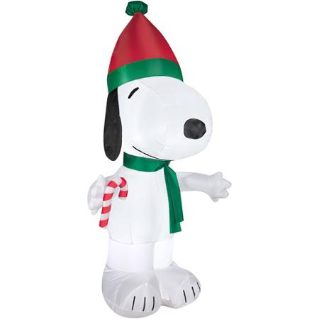 Snoopy Gemmy Inflatable