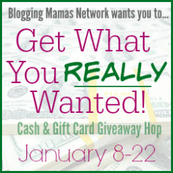 Get What You Really Wanted Giveaway Hop