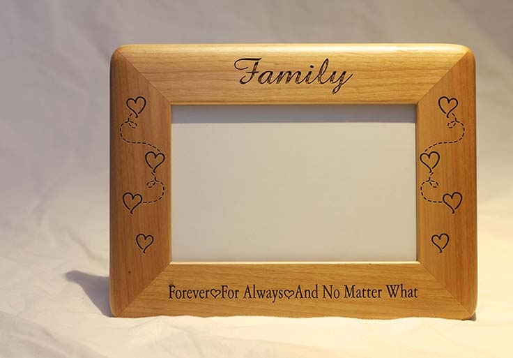 orchard creations family frame