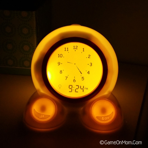 Get More Sleep With An Alarm Clock That Tells Your Kids