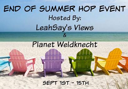 End of Summer Giveaway Hop