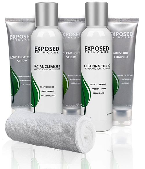 Exposed Skin Care Explanded Kit Giveaway