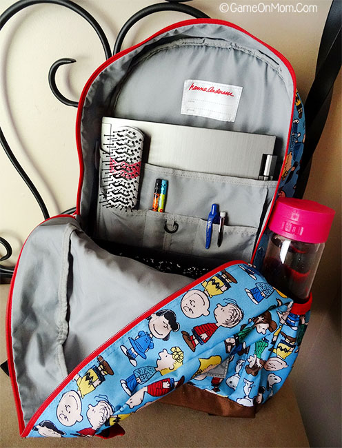 Hanna Andersson Peanuts Backpack