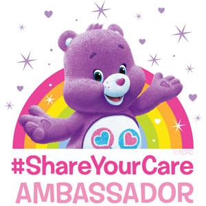 #ShareYourCare Ambassador