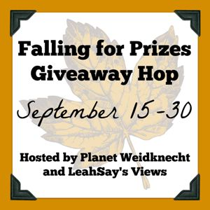 Falling for Prizes Giveaway Hop