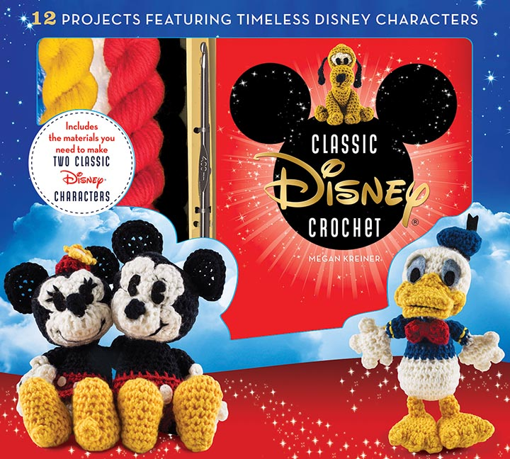 Star Wars, Peanuts, & Disney Crochet Kits! - Game On Mom