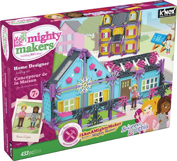 Knex mighty makers home designer building set giveaway game on mom mighty makers home designer malvernweather Images