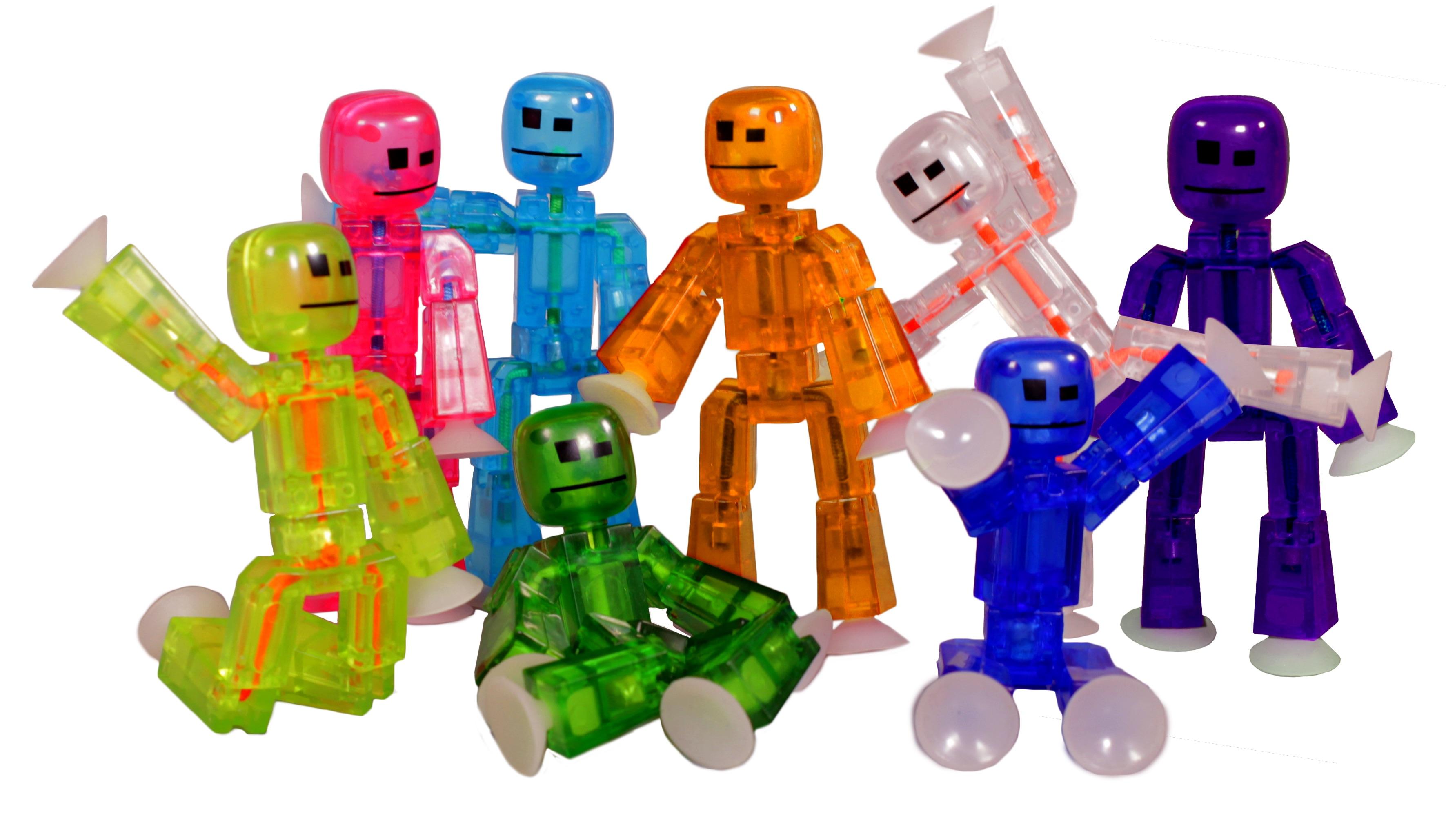 StikBot Turns Kids into Creative Animators! + Giveaway ...