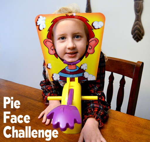 Win Hasbro S Hottest Holiday Game Pie Face Game On Mom