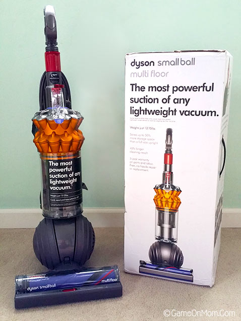 The New Dyson Small Ball Is Big On Efficiency Game On Mom