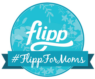 Flipp for Moms Badge