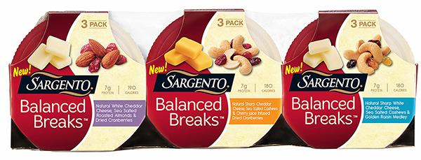 Sargento Balance Breaks