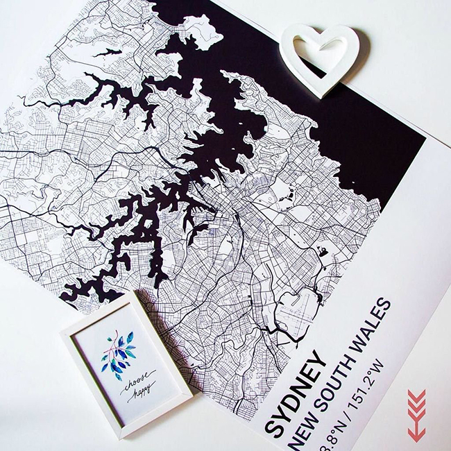 at grafomapcom you can find maps for the places that tell the stories of your life maybe its where you met that special someone maybe its where you