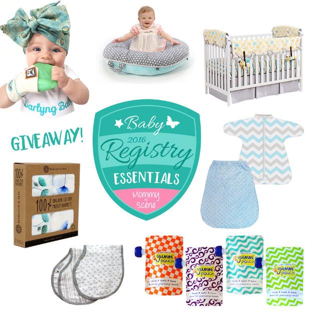 Baby Registry Giveaway