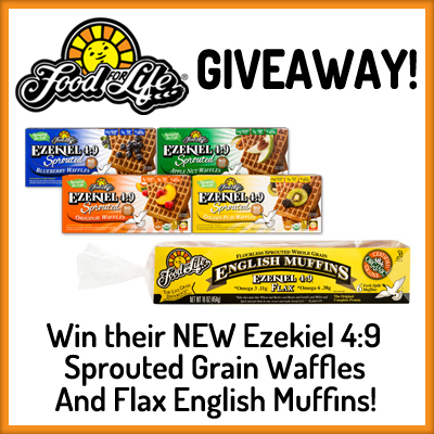 New Ezekiel 4:9 Sprouted Grains Breakfast Foods + Giveaway - Game ...