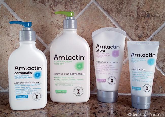 Amlactin Skin Care