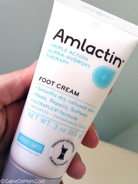 Amlactin Foot Cream